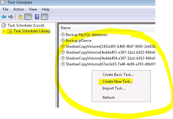 Free automated pfsense backups